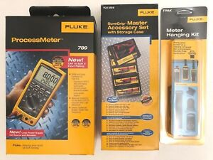 Fluke 789 Process Meter Tlk225 Tpak All New In Box Free Shipping