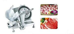New 275mm 11 Luxury Commercial Semi automatic Meat Slicer