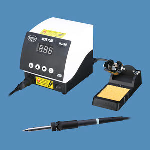 New Intelligent Environment Soldering Station With Solder Iron Stand And Sponge