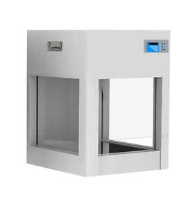 New Led Mini Laminar Flow Cabinet Safety For Products