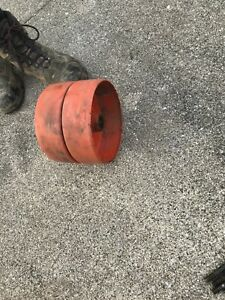 Allis Chalmers B C Tractor Ac Pto Belt Pulley