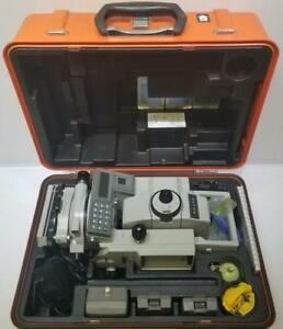 Sokkia Set2b Total Station Freshly Calibrated Serviced Surveying Tool