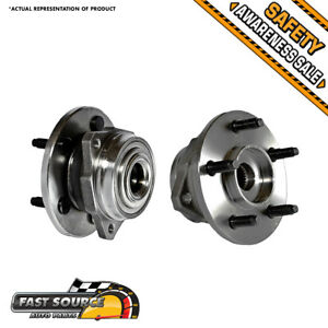 2 Front Wheel Bearing Assembly For 2002 2003 2004 2005 Jeep Liberty Non Abs