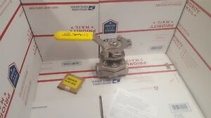 Apollo 1 Stainless Steel Ball Valve Ss jl5 24a 1440 Psi Cwp