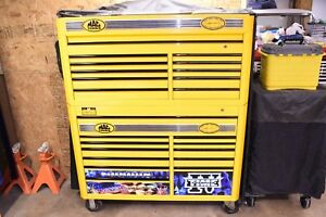 Mac Tools Professional Double Bay Top And Bottom Jeff Gordon Toolbox
