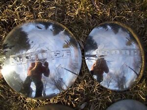 4 Dodge Hubcaps Car Sedan 1941 42 1947 1940 s 48 49 1950 s Rat Rod Truck Pickup