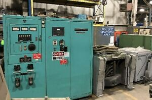 Inductotherm Induction Melting Furnace 250 Kw 500 Lb Foundry Duty
