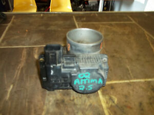 2002 2003 2004 2005 2006 Nissan Altima Sentra 2 5l 4cyl Throttle Valve Body
