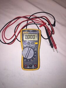 Fluke 117 Voltalert True Rms Multimeter With Leads