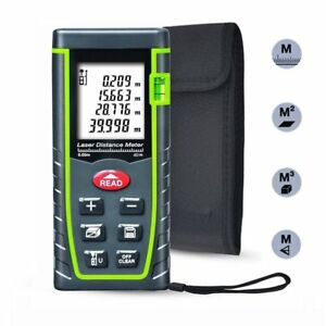 Laser Distance Measure Iegeek 131ft Handheld M in ft Laser Distance Meter