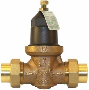 Zurn Wilkins 34 nr3xldu 3 4 Pressure Reducing Valve
