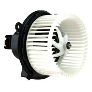 Tyc Front Hvac Blower Motor For 2007 2015 Gmc Acadia Cc