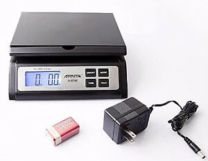 Usps Postal Scale Shipping Scale Us Ups Digital Weight Package Mail Mailing 85lb