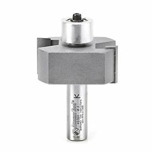 Amana Tool 49360 2 inch Diameter By 1 2 inch Shank Carbide Tipped Router Bit