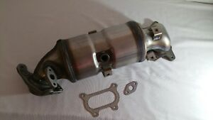 2006 2011 Honda Civic 1 8l Exhaust Manifold Catalytic Converter Direct Fit