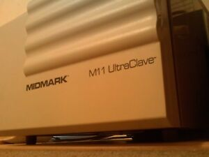 M11 Ultraclave Dental Steam Autoclave For Instruments