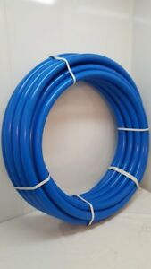 1 1 4 100 Non oxygen Barrier Blue Pex Tubing For Heating And Plumbing