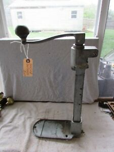 Edlund Co Size No 1 Industrial Commercial Can Opener Burlington Vt Heavy Duty