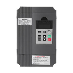 2 2kw 220v 3ph Vfd Single Phase Variable Speed Drive Inverter Variable Frequency