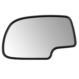 Chevy Gmc Cadillac Pickup Truck Drivers Side Power Mirror Glass