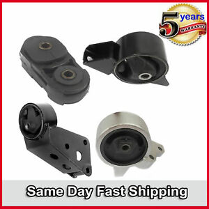 1991 1993 Nissan Nx 1 6l For 6331 6398 6324 6312 Fwd Motor Trans Mount Manual