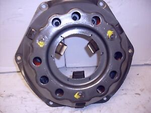Oliver 66 Tractor Clutch Pressure Plate 8