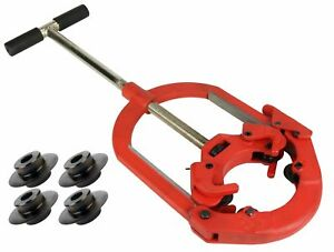 Toledo Pipe H6s 4 6 Hinged Pipe Cutter Fit Ridgid Reed Wheels W Extra Wheels