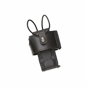 Aker Leather Products A588u bpxts3000 Universal Radio Holder For Motorola Black