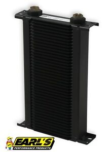 Earls Ultrapro Narrow Oil Cooler P N 240erl 40 Row Cooler Only Free Ship