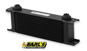 Earls Ultrapro Wide Oil Cooler P N 413erl 13 Row Cooler Only Free Ship