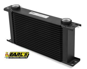 Earls Ultrapro Wide Oil Cooler P n 419erl 19 Row Cooler Only Free Ship