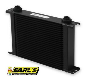 Earls Ultrapro Wide Oil Cooler P N 425erl 25 Row Cooler Only Free Ship