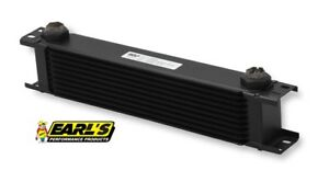 Earls Ultrapro Extra Wide Oil Cooler P N 810erl 10 Row Cooler Only Free Ship