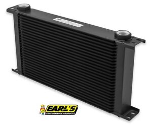 Earls Ultrapro Extra Wide Oil Cooler P N 816erl 16 Row Cooler Only Free Ship
