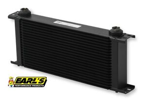 Earls Ultrapro Extra Wide Oil Cooler P N 820erl 20 Row Cooler Only Free Ship