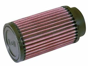 K n Rd 0720 Universal 3 5 Dia Round Straight Rubber Air Filter 2 5 Flange