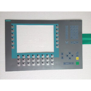 Membrane Keypad For 6av6643 0dd01 1ax0 Siemens Mp277 Cnc Operator Panel