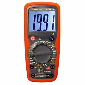 Triplett 9007 a High Performance Digital Multimeter With Temperature Frequency