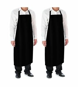 Vinyl Waterproof Apron Durable Ultra Lightweight Extra Long Extended Coverage