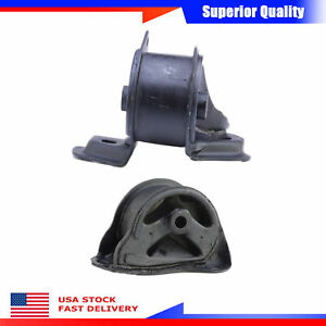 Anchor New 2pcs Engine Motor Trans Mount Set For Acura Integra Gs r Type R