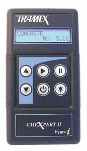 Tramex Moisture Meter For Concrete wood Digital Cmex2