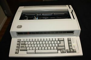Ibm Personal Wheelwriter 2 Electronic Typewriter excellent Condition