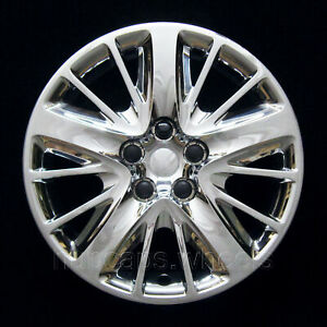 Hubcap For Chevy Impala 2014 2019 New Replica 18 Chrome Wheel Cover 3299