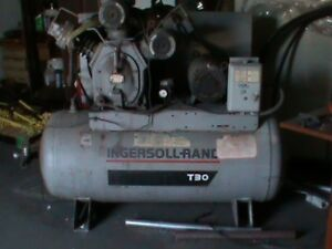 Ingersol Rand T30 Air Compressor 15te15