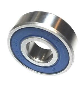 6201 Rs High Quality Ball Bearing 1 Pcs Rubber Shield 12 32 10 Mm
