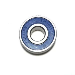 Performance 6201 Rs Ball Bearing 1 Pcs Rubber Shield 12 X 32 X 10 Mm New