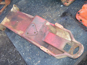 Original Ih Farmall 504 Gas Tractor power Steering Support Casting 1962