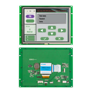 8 Inch Stone Tft Lcd Module With Rs232 Interface For Industry System