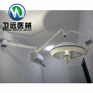 Wall Mounted Medical Lamp Single Demo Head Surgery Light For Illuminate Wyz700