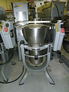 Hobart Hcm 300 30 Quart Vertical Cutter mixer Refurbished